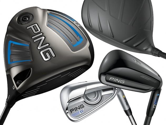 Ping G range unveiled