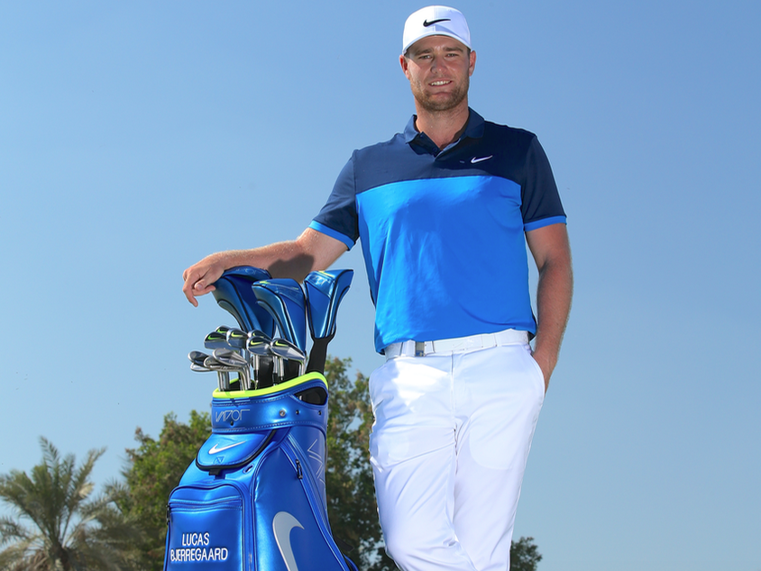 What S In The Bag With Lucas Bjerregaard Golf Monthly