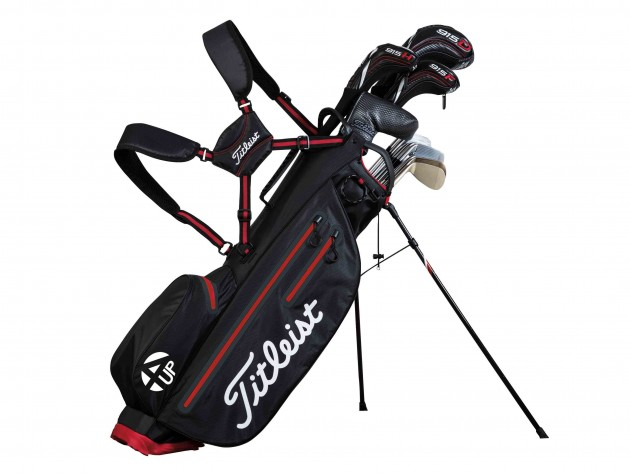 titleist 4up stadry stand bag launched