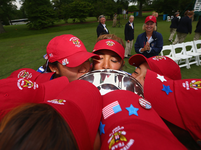 2016 USA Curtis Cup Team Announced - Golf Monthly