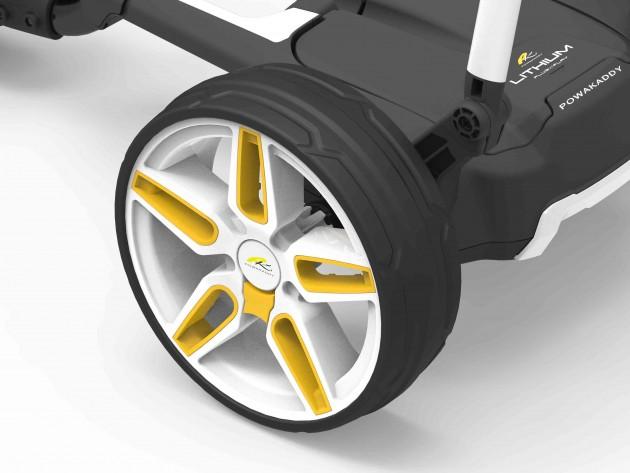 New PowaKaddy Freeway electric trolleys revealed
