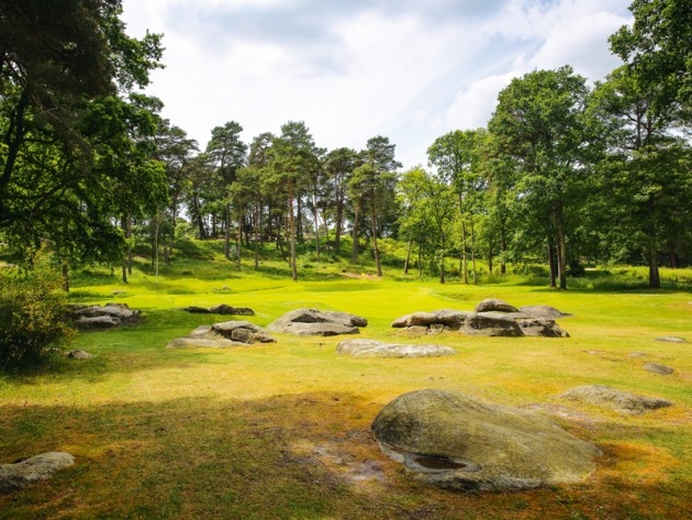 Fontainbleau bucket list golf courses