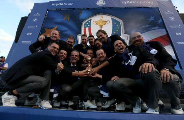 Ryder Cup Team Europe