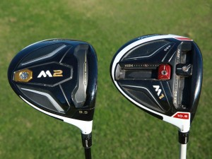 Driver test TaylorMade M1 v M2