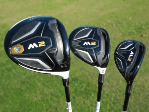 TaylorMade M2 woods