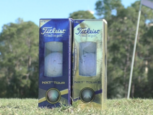 Titleist NXT Tour & NXT Tour S Review