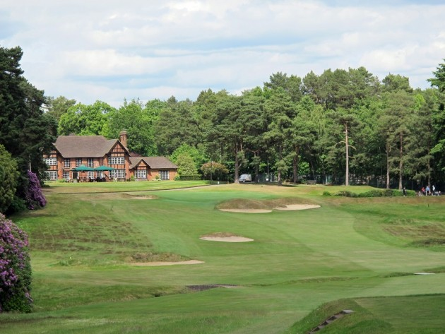Swinley Forest Golf Club Course Review