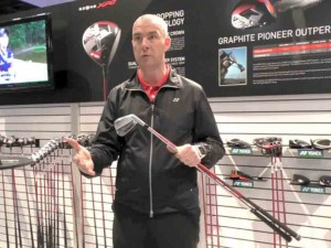 advantages of graphite shafts in irons over steel