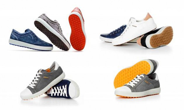 ECCO Expands Casual Hybrid Range