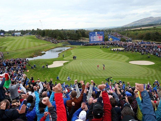 New Gleneagles competitions