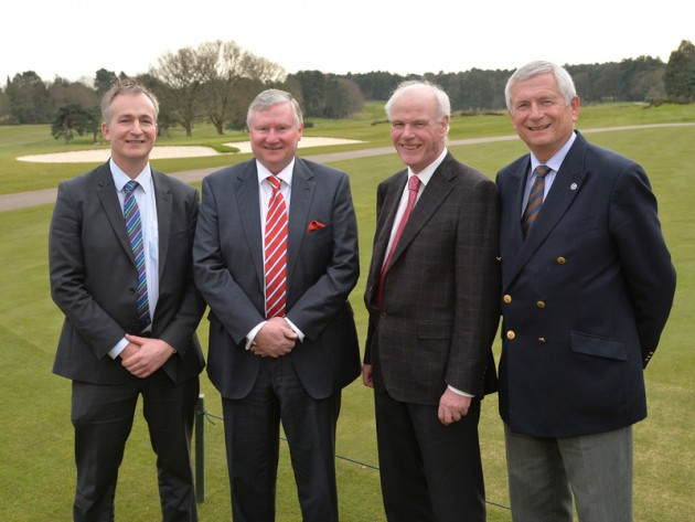 Golf-Foundation-President-Team