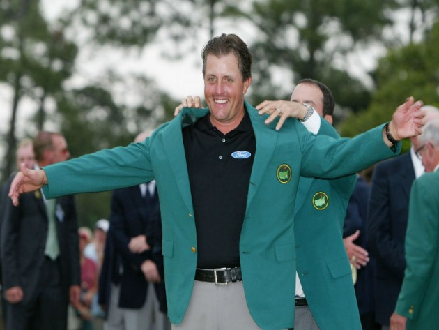 most Masters titles