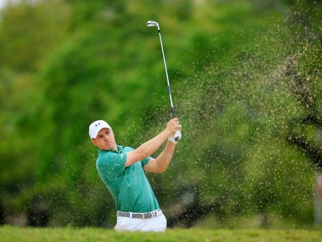 Jordan Spieth will complete his final Masters preparation this week