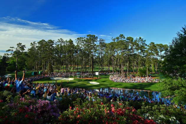 2015 Masters in pictures