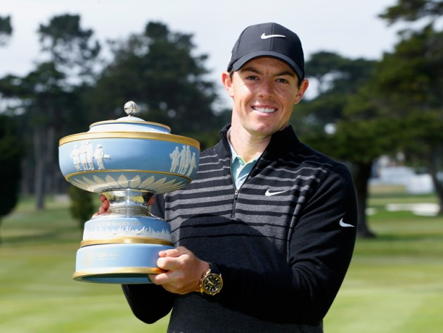 Rory McIlroy defends WGC-Dell Match Play