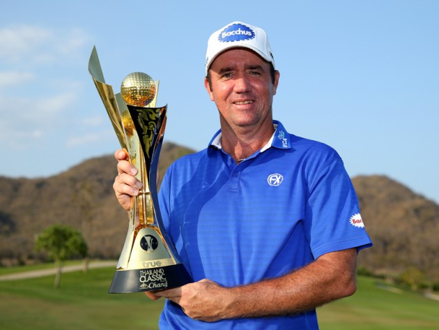 Scott Hend wins True Thailand Classic