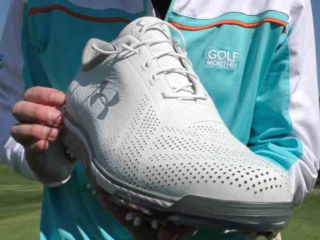 Under Armour Tempo Tour golf shoe review