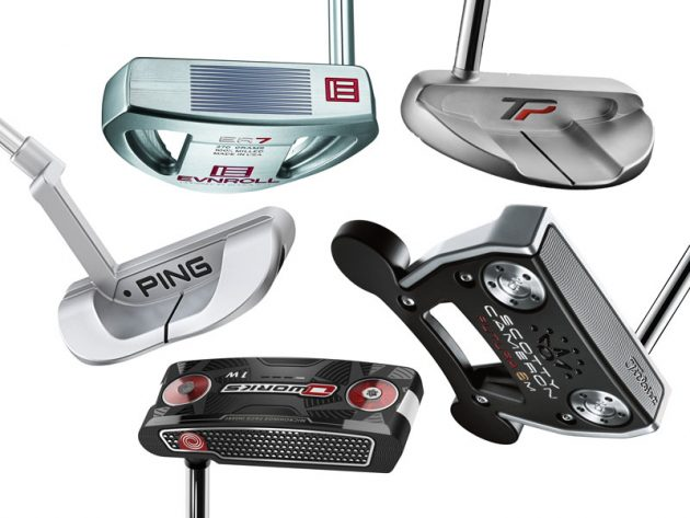 12 Best Putters 2017 - Golf Monthly