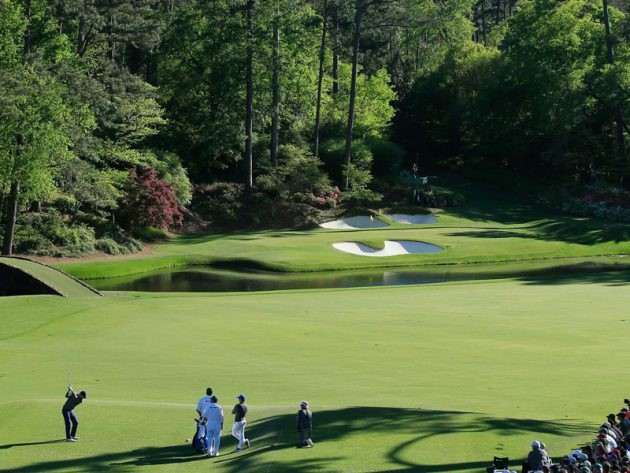 10 of the toughest shots at augusta golf monthly