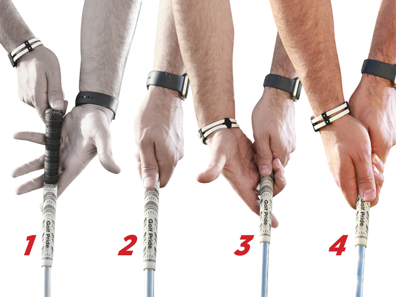 Step By Step Guide To The Perfect Golf Grip Golf Monthly
