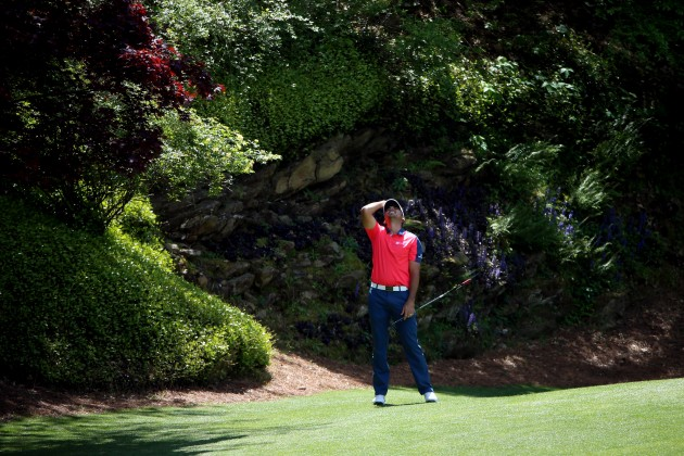 Masters Pictures Jason Day
