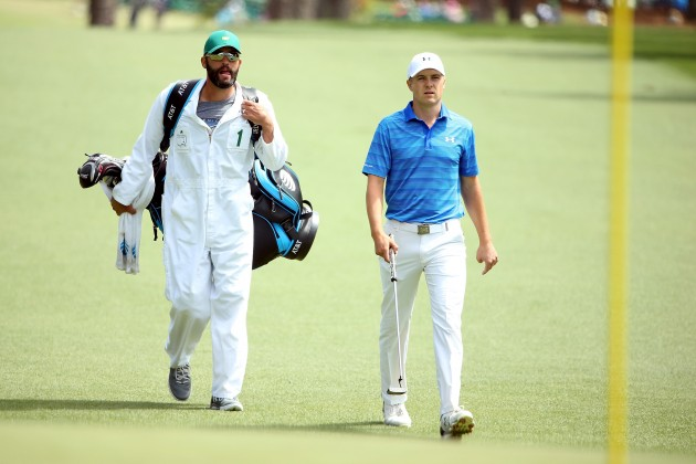 The Masters Pictures: Final Round
