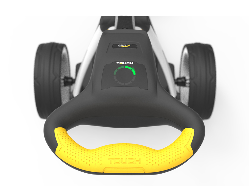 PowaKaddy Touch Electric Trolley Launched - Golf Monthly