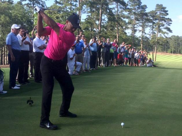 Tiger woods denies imminent return golf monthly for Bluejack national