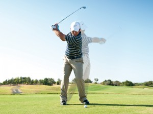 what is dynamic balance in golf