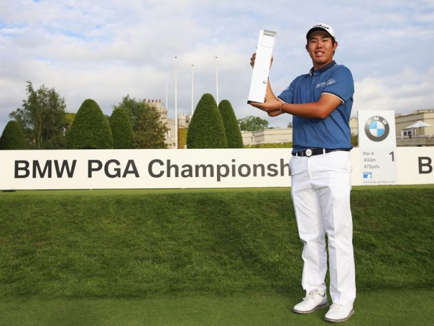 Byeong Hun An defends BMW PGA Championship