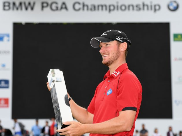 Chris Wood wins BMW PGA Championship Chris Wood Becomes New Golf Monthly Playing Editor