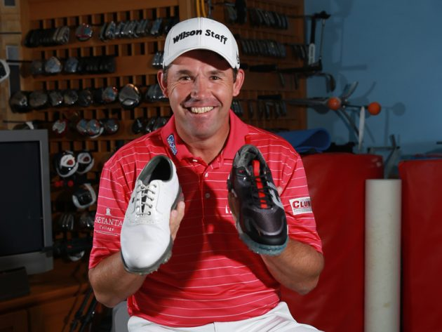 What is the right golf shoe for your swing