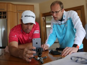 padraig harrington interview
