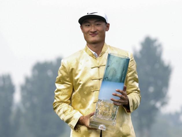 Li Haotong wins Volvo China Open Fantasy Golf