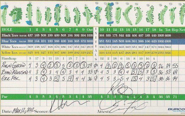 3 kỷ lục golf 'kinh điển' nhất mọi thời đại