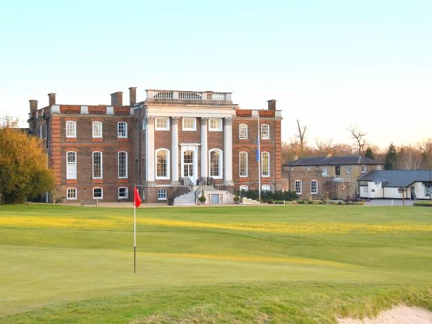 Richmond Golf Club clubhouse