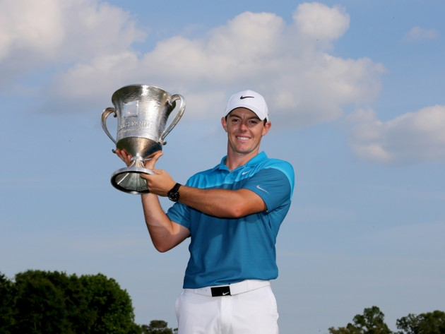 Rory McIlroy defends the Wells Fargo Championship Previous Winners At Quail Hollow