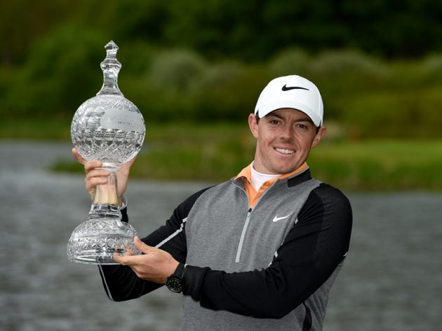 Rory McIlroy wins Irish Open