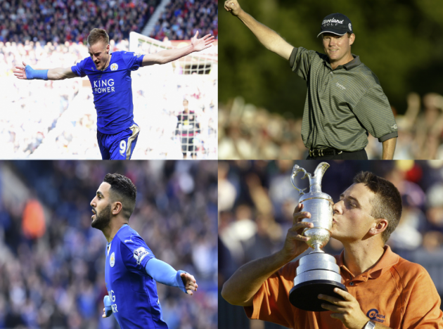 golf Leicester City XI