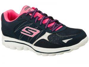 586b7c12eaa1 Skechers Women s GOwalk 2 Golf Lynx shoe review