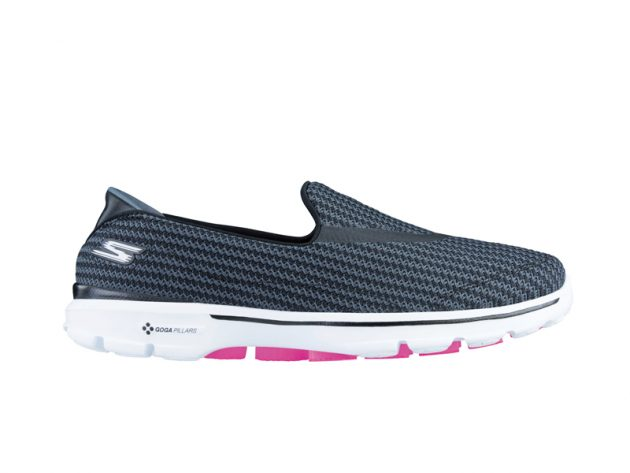 2da6ff9685fd Skechers Women s GO Walk 3 shoe review review - Golf Monthly