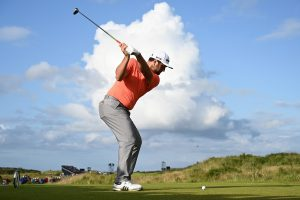 What is 'coil' in the golf swing?