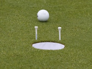 short putting drills