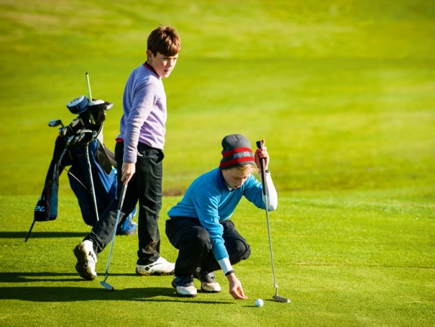 golf youngsters