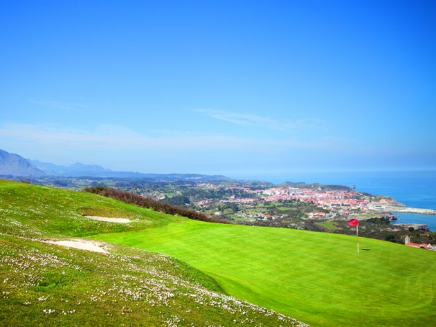 Golf in Asturias