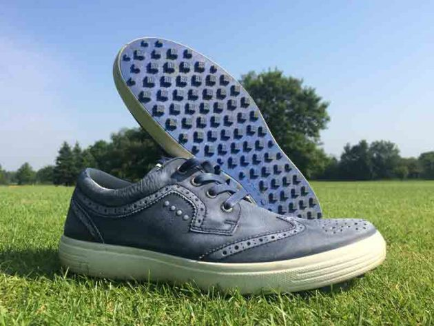 ECCO Casual Hybrid shoe review - Golf