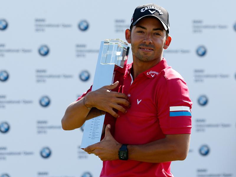 Pablo Larrazabal Defends Bmw International Open Golf Monthly