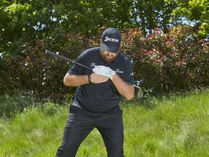 Shane-Lowry-downhill-chip