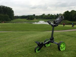 Stewart Golf R1-S Push Trolley Review