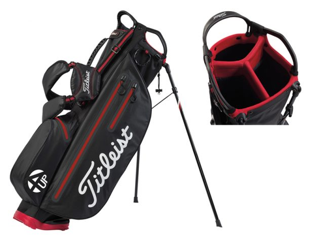titleist 4up stadry stand bag review golf monthly